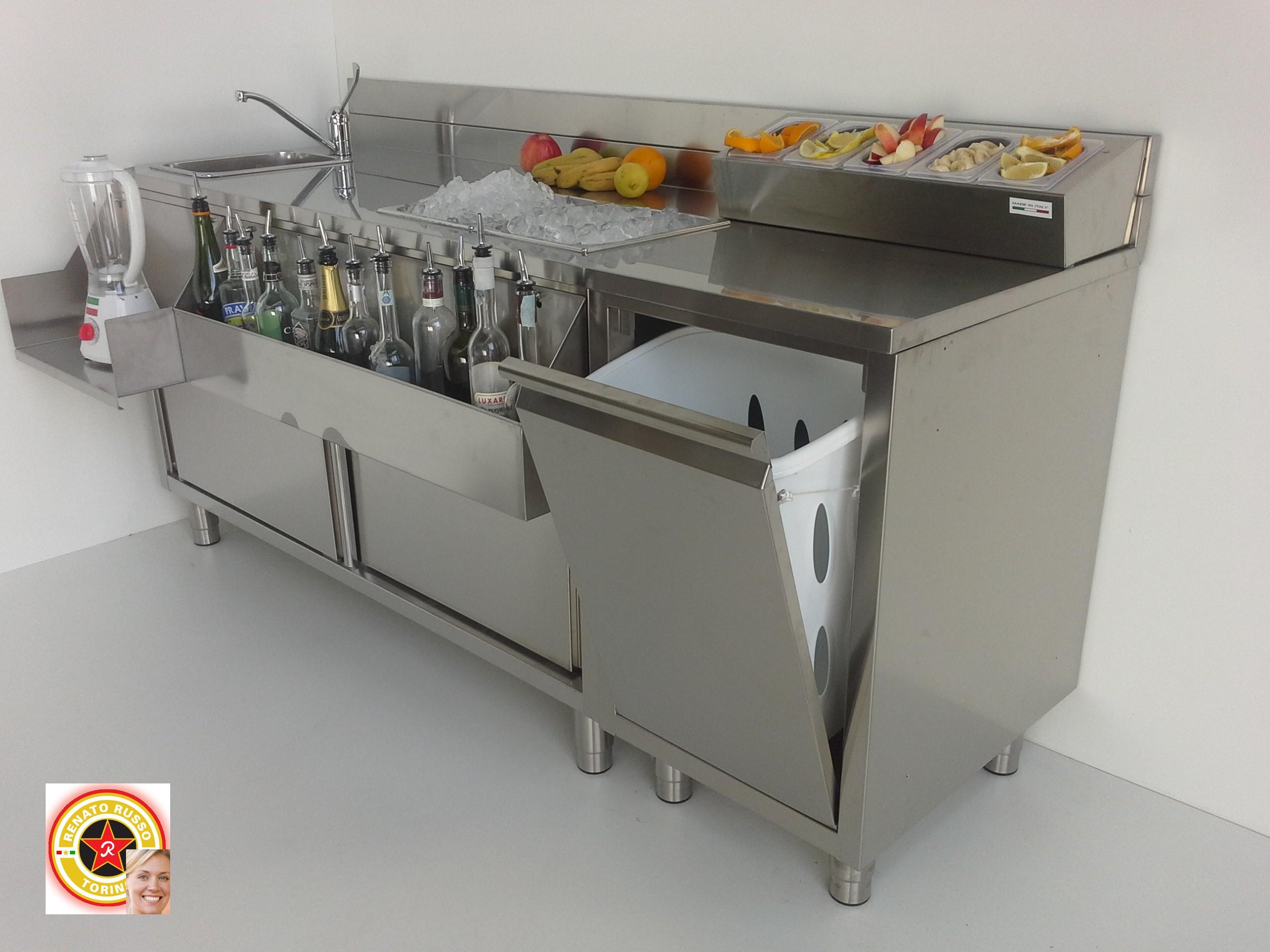 Banchi bar i piu 39 grandi produttori di banchi bar banconi frigo arredamenti per bar - Frigo da tavolo usato ...